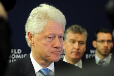 Billas Clintonas mano, kad pavasario nebesulauks