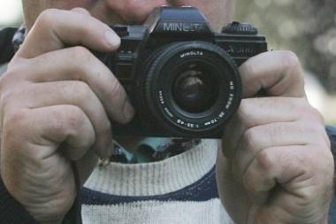 Žymūs Lietuvos fotografai su vaikų namų auklėtiniais pristatys parodą