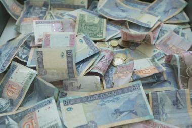 Klaipėdos biudžeto surinkimas optimizmo nekelia