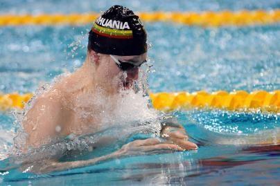 Plaukikui nepavyko patekti į finalą