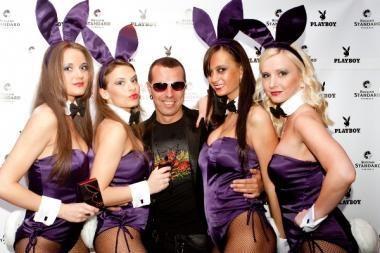 """Pasaulinė """"Playboy"""" jubiliejaus šventė – """"Pop Star Bar"""""""