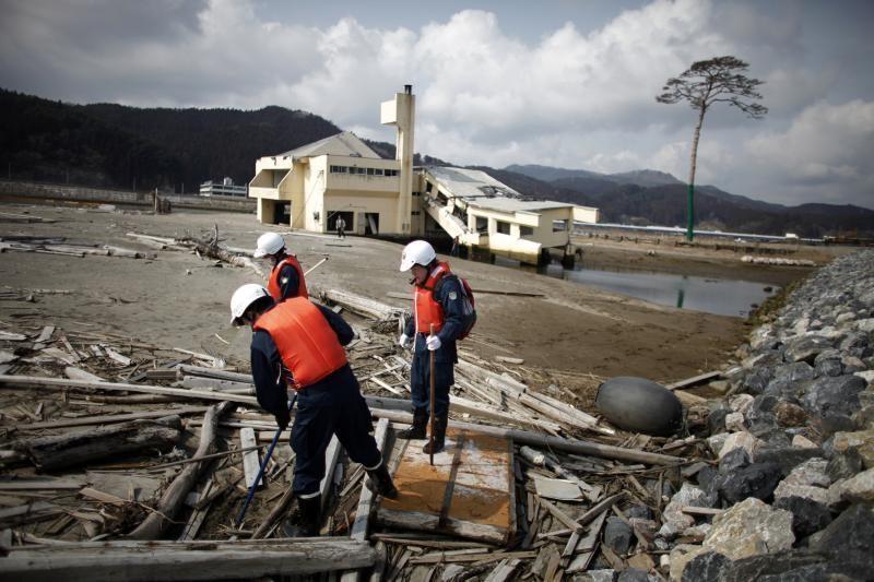 """Cunamio nuniokotiems miesteliams atsikurti reikės """"ne vienerių metų"""""""