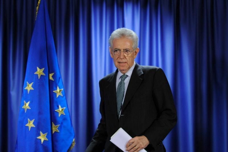 M.Monti: Italijos griežto taupymo priemonės turbūt išgelbėjo euro zoną