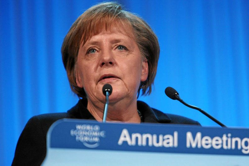 A.Merkel ragina JT Saugumo Tarybą patvirtinti rezoliuciją dėl Sirijos