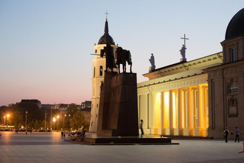 Ar spės Vilnius pasipuošti ES pirmininkavimui?