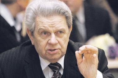 V.Garastas: tegul kiti bijo, kad teks žaisti su Lietuva