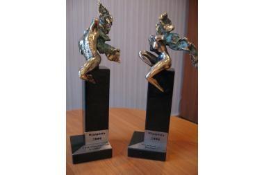 Klaipėdoje 2009-aisiais išleistos knygos rungtyniauja dėl titulų
