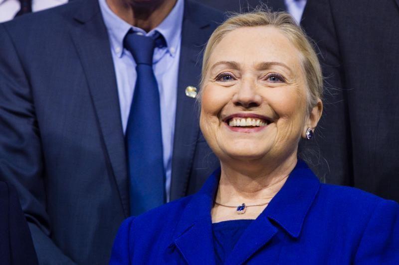 H.Clinton: JAV gali greitai liberalizuoti prekybą su Rusija