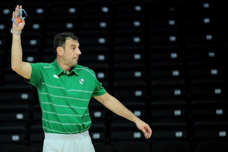 A.Trifunovičius: didžiuojuosi savo komanda