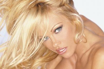 "Pamela Anderson pretendavo į ""X failus"""