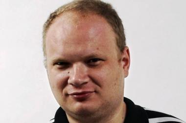 Žurnalisto O.Kašino užpuolikų pėdsakų kol kas surasti nepavyko