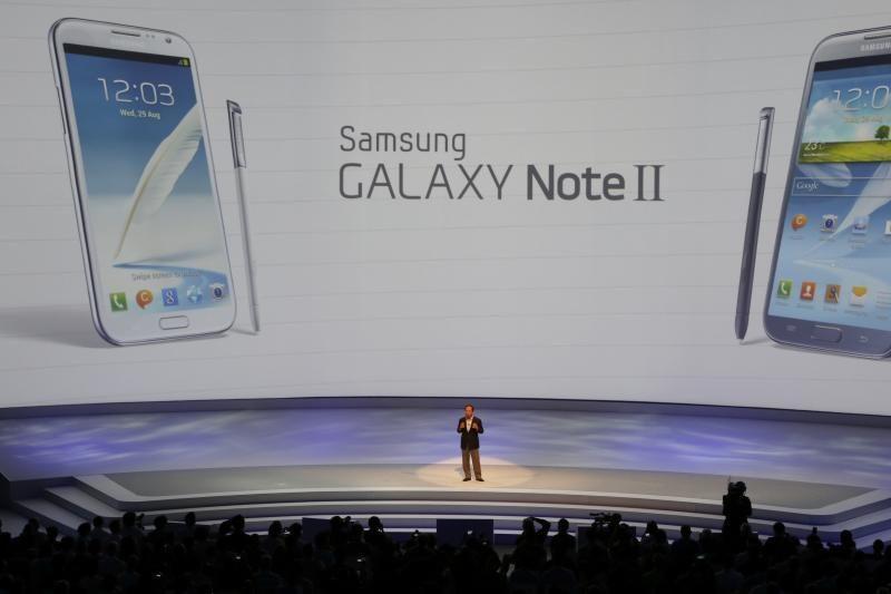 """Kinai galės įsigyti """"Galaxy Note II"""" su dviejų SIM kortelių palaikymu"""