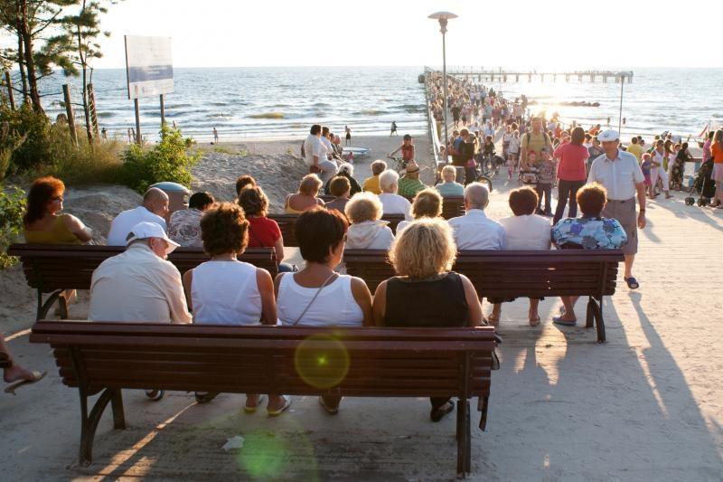 Palangoje ieškota naujų užsienio turistų priviliojimo būdų