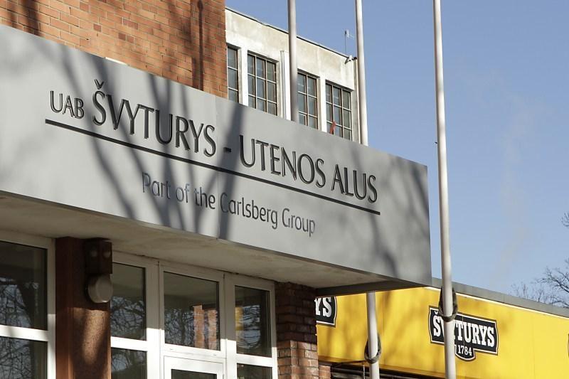 Teismas laikinai sustabdė streiką alaus darykloje