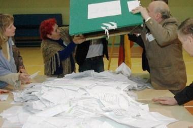 """Seimo rinkimų """"orakulai"""" - tikri pranašai"""