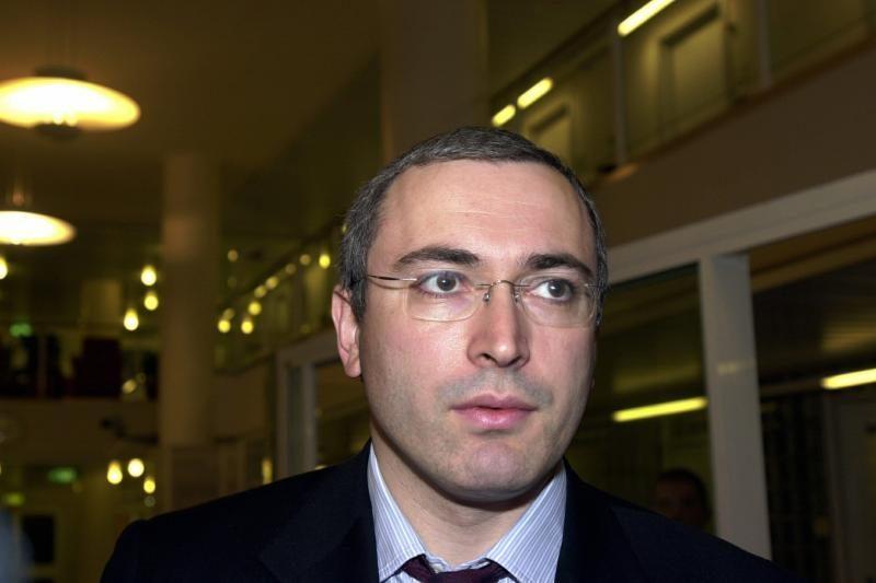 Kremlius nusprendė atmesti M.Chodorkovskio malonės prašymą
