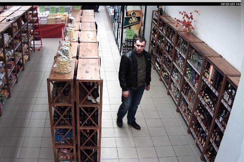 Palangos policininkai ieško brangių gėrimų vagies