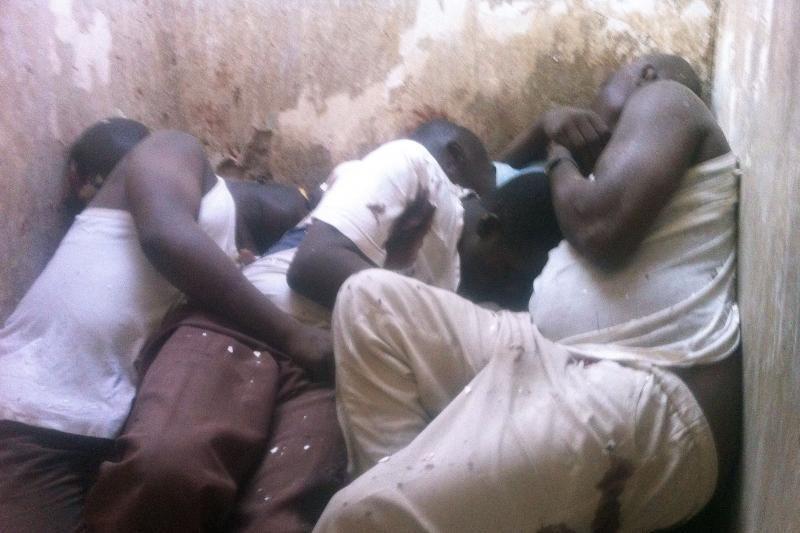 Nigerijoje patekę į kovotojų pasalą žuvo 46 policininkai