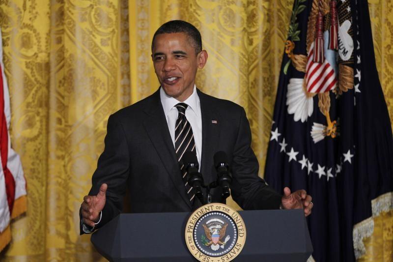 Barackas Obama siunčia Velykų ir Paschos sveikinimus