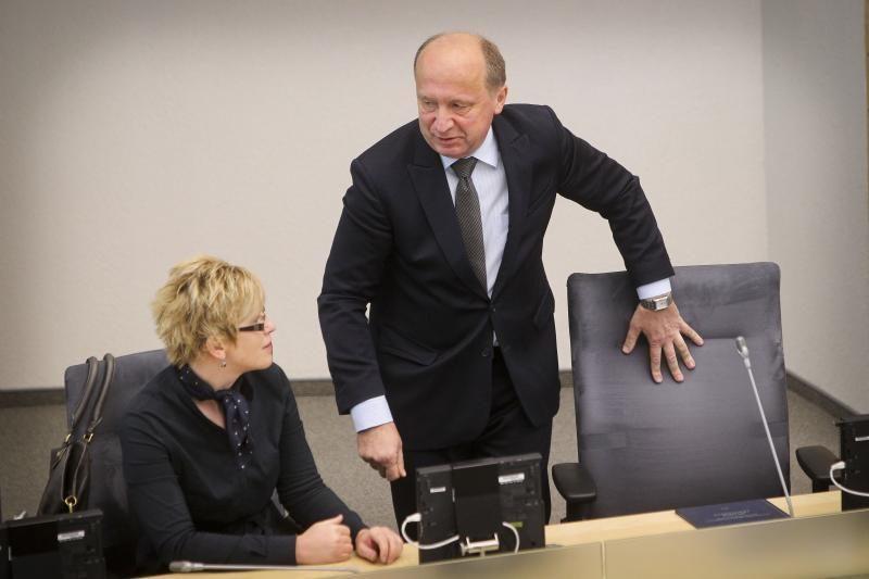 A.Kubilius: kai kurios reformos nesulaukė paramos Seime