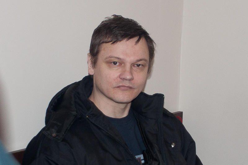 Buvęs karininkas S.Vitkus už pedofiliją nuteistas 18 metų nelaisvės