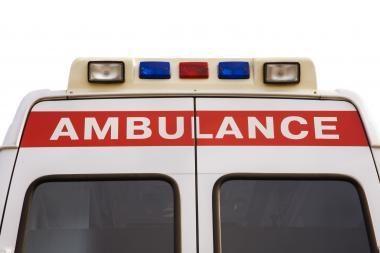 Į ligoninę pateko prokuroras (papildyta)
