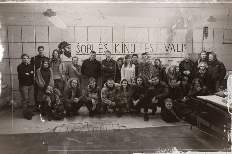 Sostinėje prasidėjo trečiasis Šoblės kino festivalis