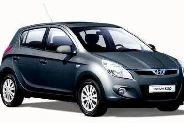 """""""Hyundai i20"""" iš Turkijos"""