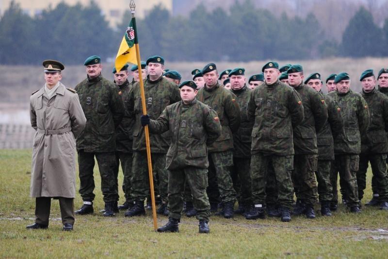 Vaidoto batalionas švenčia 20-ąsias įkūrimo metines