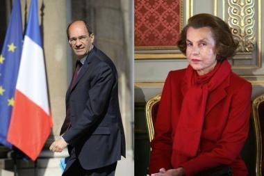 Prancūzijos ministrams – įtarimų ir kaltinimų lavina