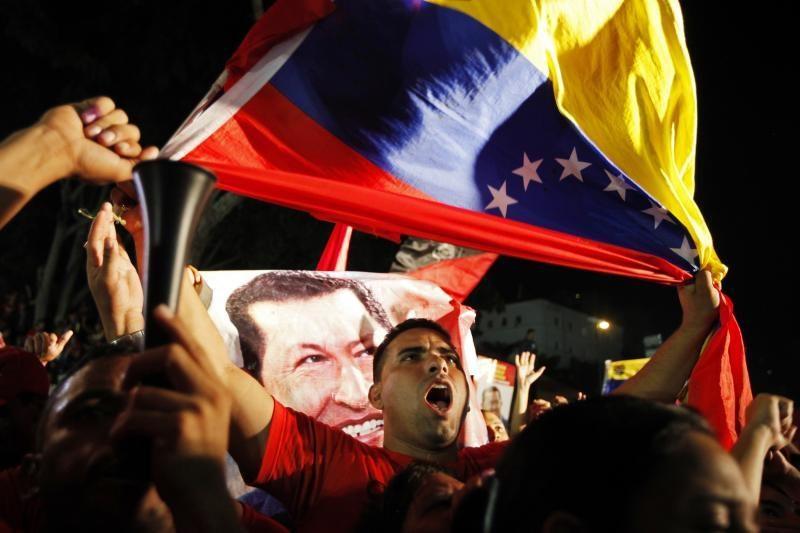 Venesuelos prezidentas Chavezas - kairuolis provokatorius