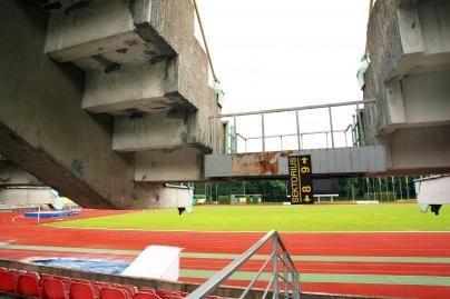 Trūksta lėšų stadiono remontui