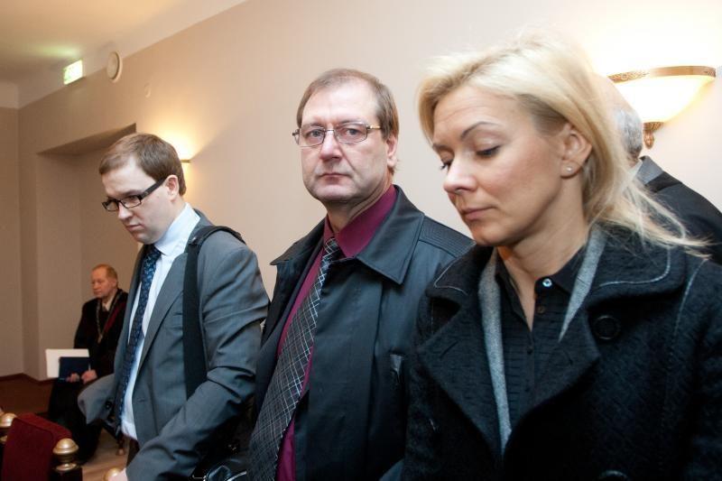 Jubiliejus: Darbo partijos byla teisme - jau penkeri metai