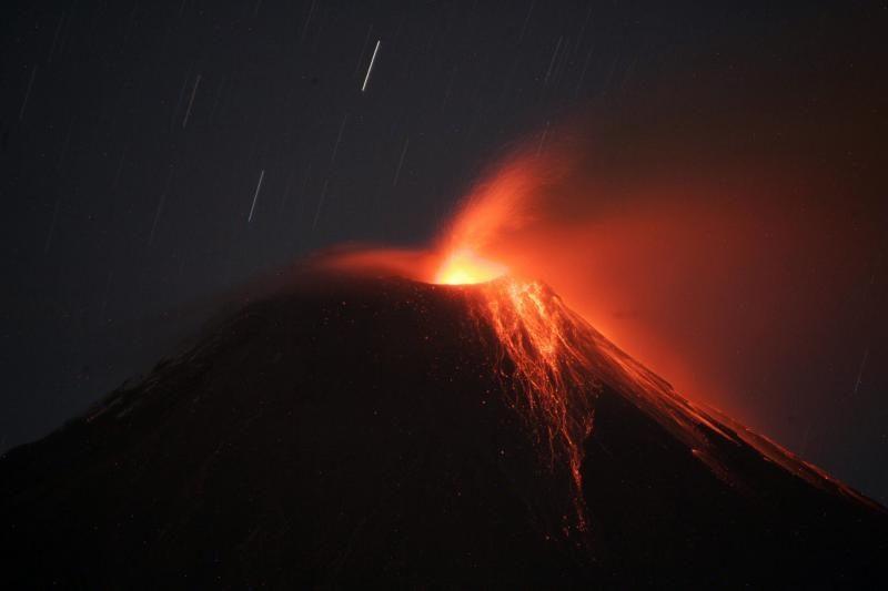 Ugnikalnių išsiveržimai stabdo pasaulinį atšilimą