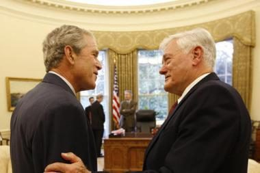 G.Bushas: bevizis režimas Lietuvai – nuo spalio