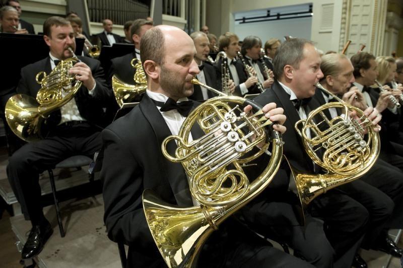 2013-uosius Vilniaus filharmonija pradeda ambicingais planais