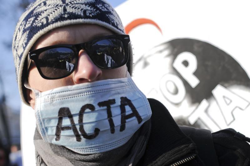 ACTA – ar valdžios pažadai dėl viešų diskusijų jau pamiršti?