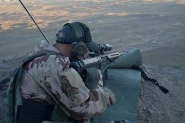 Į lietuvių stovyklą Afganistane paleista raketa