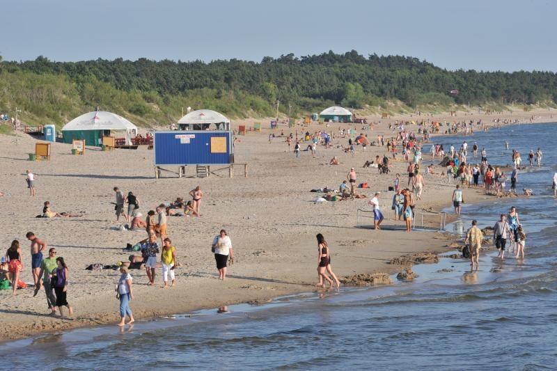 Pirmąjį metų pusmetį apgyvendinimo įstaigos sulaukė daugiau turistų
