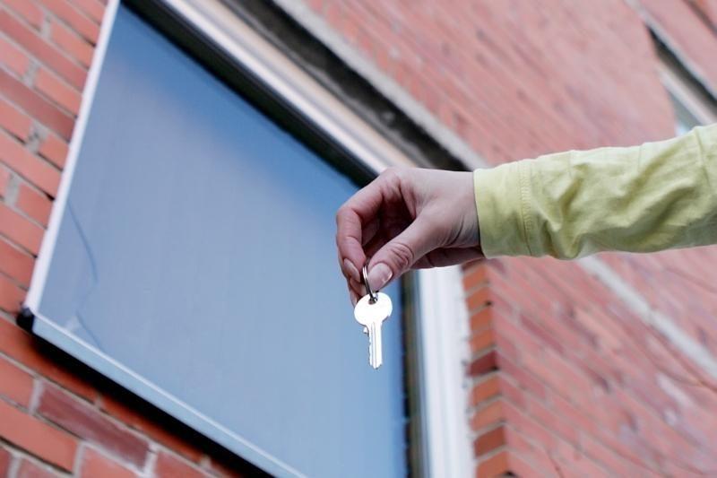 Lapkritį namų ir butų parduota gerokai mažiau