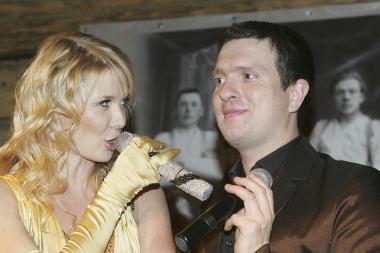 Natalija ir Deivydas Zvonkai nutarė nutraukti santuoką