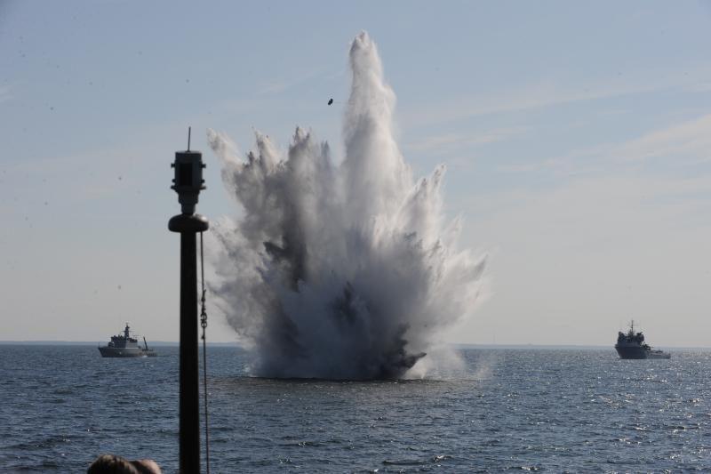 Pradėta rengtis didžiausiai šiais metais jūrų operacijai