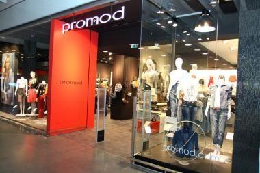 """Klaipėdoje atidaroma drabužių parduotuvė""""Promod"""""""