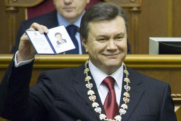 V.Janukovyčius nori atnaujinti Ukrainos ir Rusijos draugystės sutartį