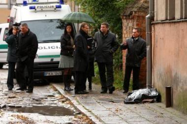 Prokuroras: dvigubos žmogžudystės byla pajudės