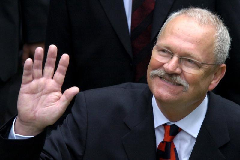 Vilniuje vieši Slovakijos prezidentas