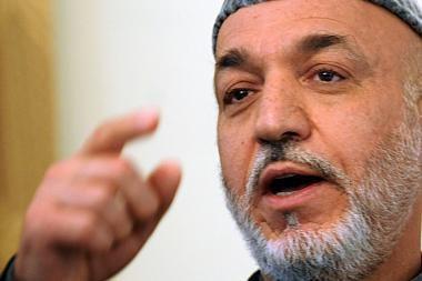 Afganistano prezidentas uždraus šalyje privačių saugos kompanijų veiklą