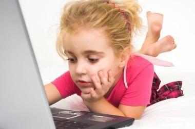 Internete vaikų tyko vis daugiau pavojų