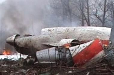 Rusijos omonininkai apvogė Smolensko katastrofos auką