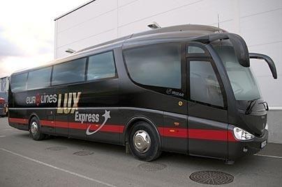 Autobusas su interneto ryšiu veš į Rygą